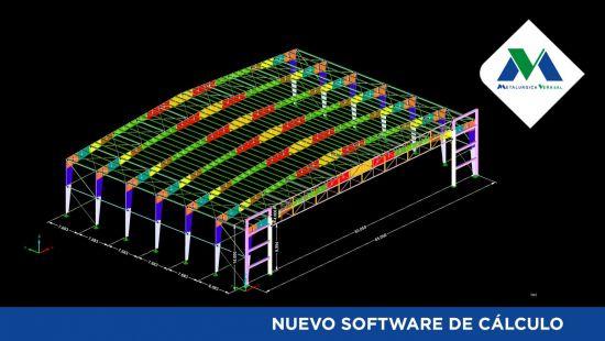 Metalúrgica Vera incorpora Nuevo Software de Cálculo